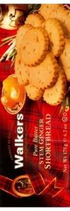 Walkers Kekse Ginger Shortbread
